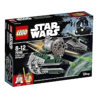 Lego Star Wars Yodas Starfighter (READ) 3165 km