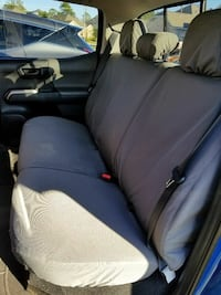 Tacoma weather tech bench seat n head rest covers