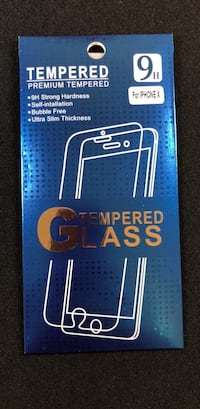 iPhone X tempered glass screen protector premium 9H San Francisco, 94116