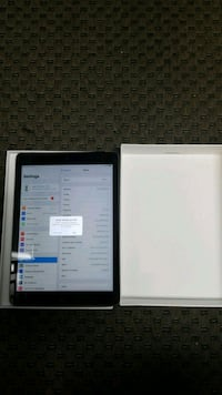 IPad 6 32GB WIFI & LTE UNLOCKED SPACE GRAY Ottawa, K2C 0C7