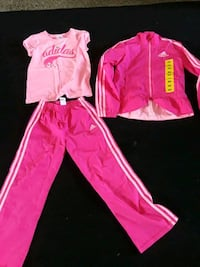 New with tags Adidas 3piece outfit  Suitland-Silver Hill, 20746