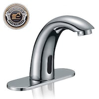 Chrome Touchless Bathroom Sink Faucet - Commercial  / Residential Hand Baltimore, 21206