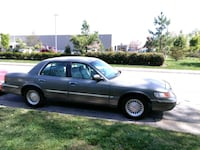 Mercury - Grand Marquis - 1998 Newport News