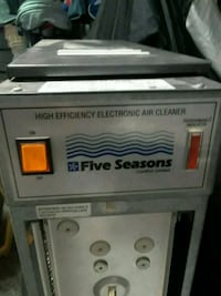 5seasons air cleaner like new used Toronto, M3H 4X8