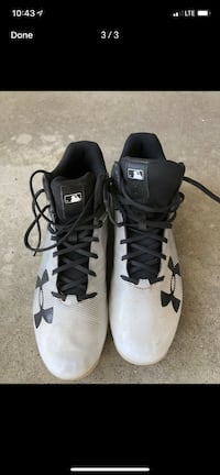 Under Armour Baseball Shoes