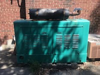 Onan 45KW Natural Gas/Propane Generator WOODBRIDGE