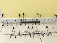 Over the door hook rack (READ DESCRIPTION)  Severna Park, 21146