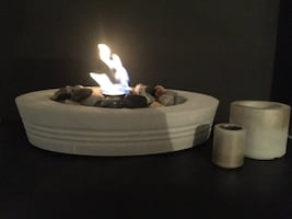 Fire Bowl - Table Top