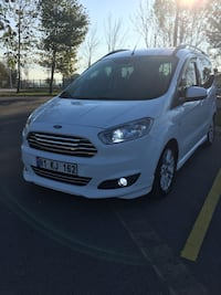 2016 Ford Tourneo Courier Journey 1.6 L TDCI 95PS TITANIUM Düzce Merkez