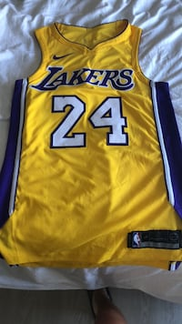 authentic Kobe nike connect jersey Los Angeles