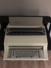 TA Adler Royal Typewriter