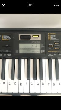 Casio Keyboard*** CTK-2400 **Message only if you are going to buy.  Chicago, 60608