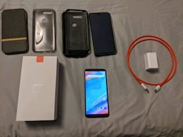 OnePlus 5T excellent condition 128gb