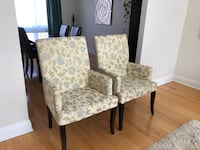 2 Beautiful armchairs Mont-Royal, H3R 2P6