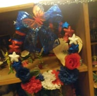 Memorial Day or fourth of July wreath Las Vegas, 89141