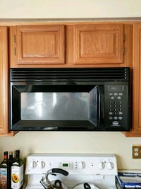 black and gray microwave oven Germantown, 20876