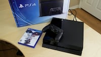 Sony ps4 console with controller and box Silver Spring, 20905