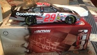 Goodwrench Dale Earnhardt diecast model with box