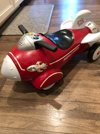 Radio flyer rocket