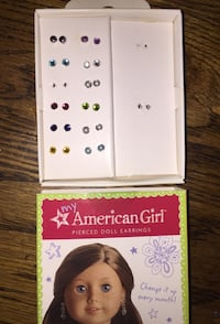 American Girl Doll ear rings  Springfield, 22150