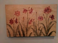 """Beautiful Canvas wall art picture 35.5""""w x 23"""" h  Vaughan, L4L 8P6"""