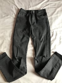 Charcoal Ripped Jeans Vaughan, L4J 8K6