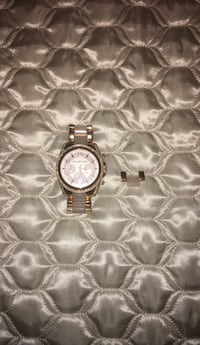 Jewelry Michael Kors one extra link rose gold/pink Fort Myers, 33907