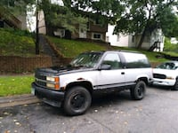1993 - GMC - Yukon Minneapolis