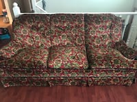 Vintage couch and Armchair Cranbrook, V1C