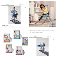 Blue brand new Pilates pro chair Sandy Springs, 30327