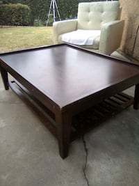 Japanese Style Coffee Dinner Table  Costa Mesa, 92626