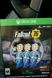 Fallout 76 Maplesville, 36750