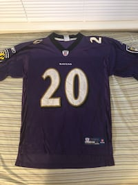 XXL Ravens Ed Reed Jersey  Germantown, 20874