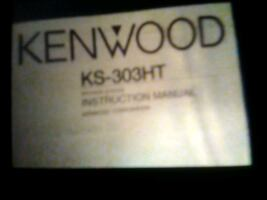 Kenwood Surround Sound System