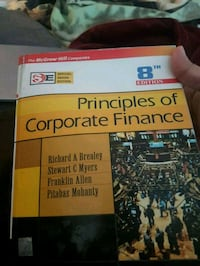 Principles of Corporate Finance - 8th Edition