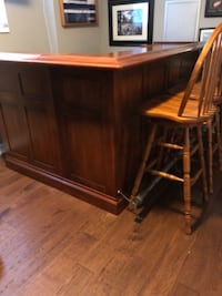Sterling L-Shaped Bar for Rec Room GUELPH