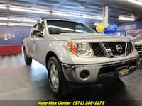 2007 Nissan Frontier SE - Manual Transmission