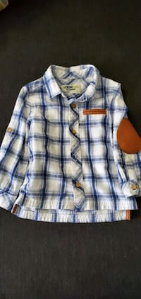Toddler boys button up shirts Size 2-3t San Bruno