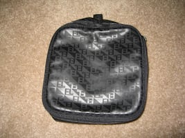 Black Cosmetic Accessory Bag