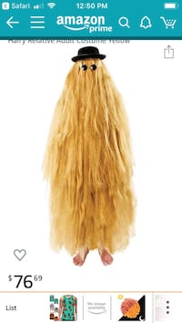 Addams Family It costume Whitwell, 37397