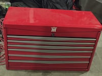 6 drawer tool chest . Like new 1 year old 36 x 16 Edmonton, T5Z 0A6