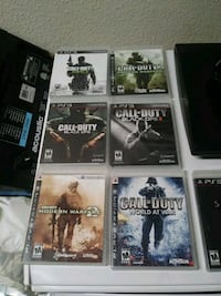 12 games for ps3 San Jose, 95111