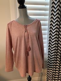 My style women's top size XL