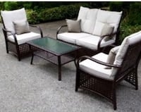 Patio set- 50% OFF of $700 Reading