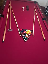 8FT BILLIARDS POOL TABLE Upper Marlboro, 20772
