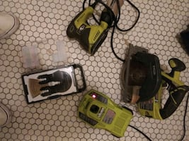 Power Tools and charge