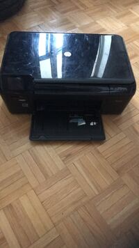 black HP multi-function printer Toronto, M1G 1P7