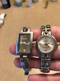 DKNY and Ann Klein watches. Broadview Heights, 44147
