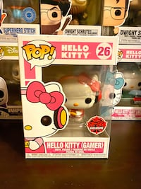 Hello Kitty Gamer Eb Games Funko Pop Markham, L3S 3N2