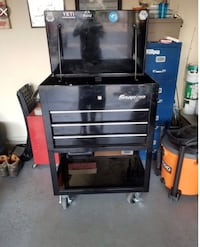 Snap-On 3 drawer Roll Cart *Price Reduced* Capitol Heights, 20743